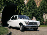 Photos of Peugeot 204 1965–76