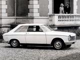 Photos of Peugeot 204 Coupé 1966–70