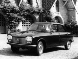 Pictures of Peugeot 204 1965–76