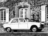Peugeot 204 1965–76 wallpapers