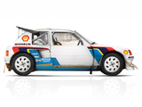 Peugeot 205 T16 Rally Car 1984–85 images