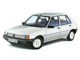 Peugeot 205 Junior 1986 pictures