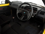 Peugeot 205 Rallye UK-spec 1990–92 images