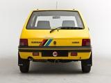 Peugeot 205 Rallye UK-spec 1990–92 pictures