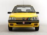 Photos of Peugeot 205 Rallye UK-spec 1990–92