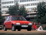 Pictures of Peugeot 205 5-door 1983–98