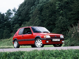 Pictures of Peugeot 205 GTi 1984–94