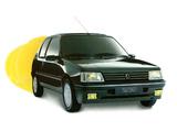 Pictures of Peugeot 205 Roland Garros 1989–93