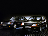 Pictures of Peugeot 205