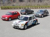 Peugeot 205 wallpapers