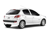 Images of Peugeot 206+ Sportium 5-door 2011