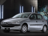 Peugeot 206 5-door 1998–2003 wallpapers