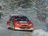 Peugeot 206 WRC 1999–2003 pictures