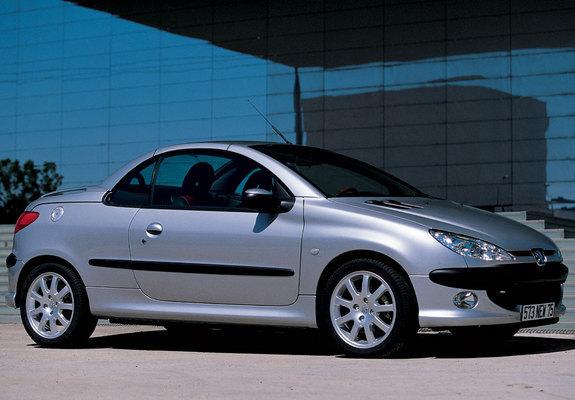 Peugeot 206 Cc 200103 Wallpapers