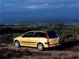Peugeot 206 SW 2002–06 photos