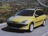 Peugeot 206 SW 2002–06 pictures