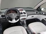 Peugeot 206 Sedan 2006 images