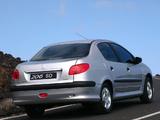 Peugeot 206 Sedan 2006 photos