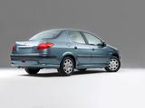 Peugeot 206 Sedan 2006 wallpapers