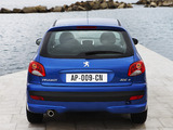 Peugeot 206+ 5-door 2009–12 photos