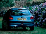 Photos of Peugeot 206 5-door 1998–2003