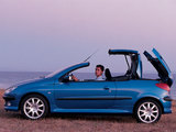 Photos of Peugeot 206 CC 2001–03