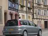 Photos of Peugeot 206 SW 2002–06