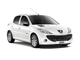 Photos of Peugeot 206+ Sportium 5-door 2011