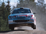 Pictures of Peugeot 206 WRC 1999–2003