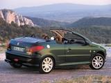 Pictures of Peugeot 206 CC Roland Garros 2003