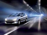 Pictures of Peugeot 206 Sedan 2006