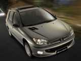 Pictures of Peugeot 206 SW Moonlight BR-spec 2008–10