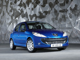 Pictures of Peugeot 206+ 5-door 2009–12