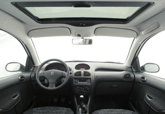 Peugeot 206 Sw Moonlight Br Spec 200810 Wallpapers