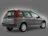Peugeot 207 SW BR-spec 2008 images