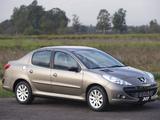Peugeot 207 Passion BR-spec 2008 images