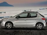 Peugeot 207 5-door Quiksilver 2010 pictures