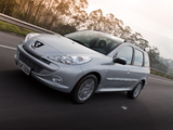 Photos of Peugeot 207 SW BR-spec 2008