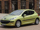 Images of Peugeot 207 3-door 2006–09