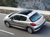 Images of Peugeot 207 5-door 2006–09
