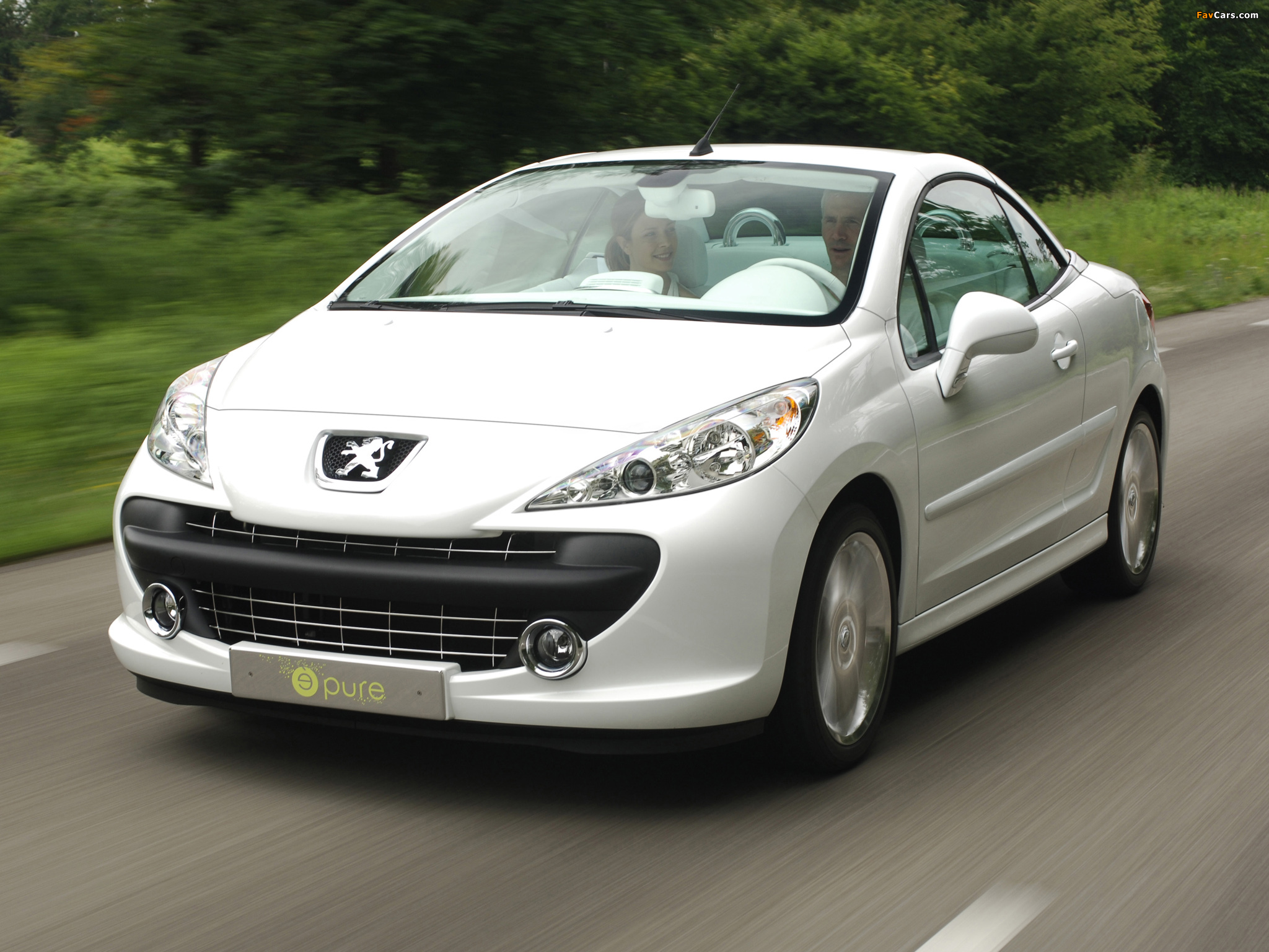 Images of Peugeot 207 Epure Concept 2006 (2048 x 1536)