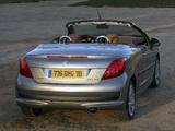 Images of Peugeot 207 CC 2007–09