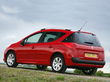 Images of Peugeot 207 SW UK-spec 2008