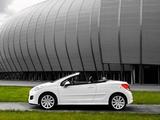 Images of Peugeot 207 CC 2009