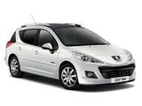 Images of Peugeot 207 SW Sportium 2011