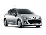 Images of Peugeot 207+ 3-door 2012