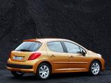 Peugeot 207 5-door 2006–09 images