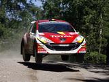 Peugeot 207 S2000 2006 images