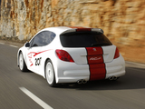 Peugeot 207 RCup Concept 2006 images