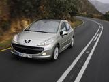 Peugeot 207 5-door 2006–09 photos
